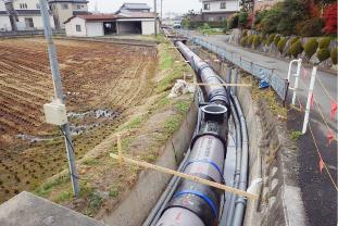 下水道・用水事業